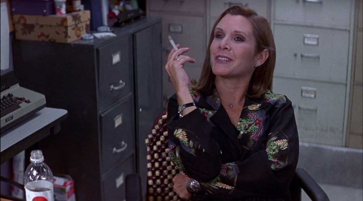 carrie fisher scream 3