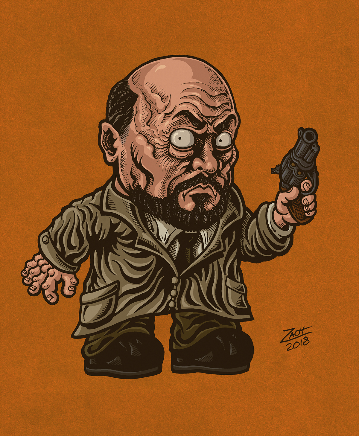 Dr Sam Loomis