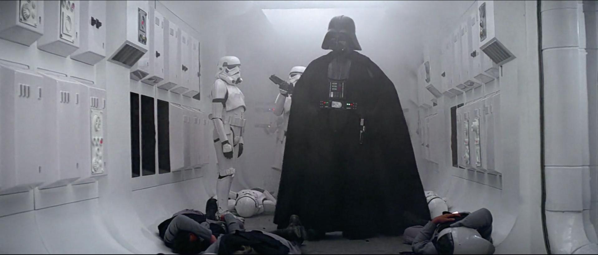 Michael Michael vs Darth Vader