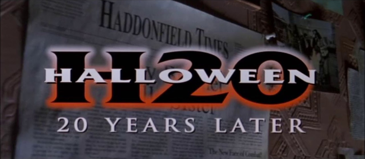 Happy Birthday Halloween H20