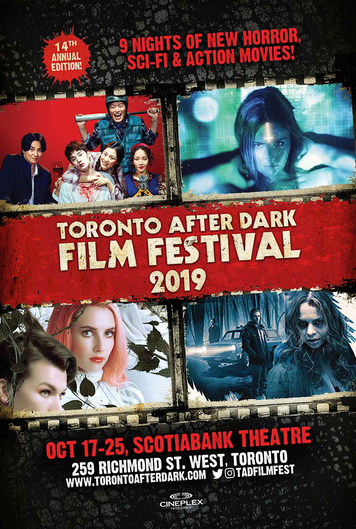 Toronto After Dark Film Festival 2019