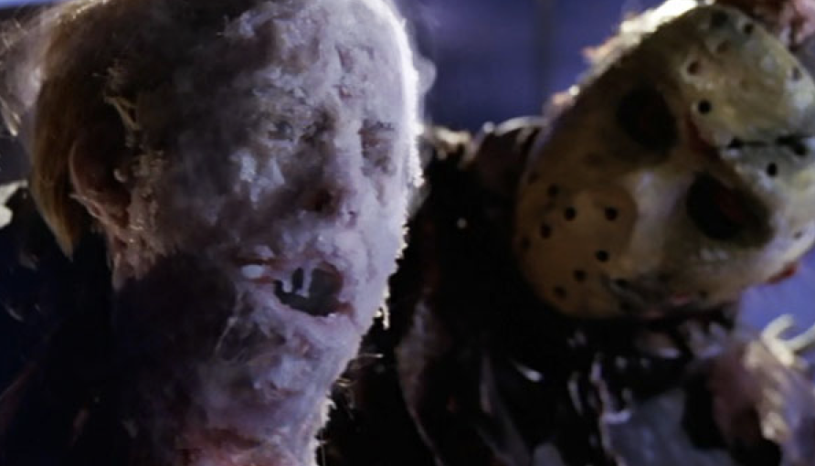 Jason Voorhees Kills